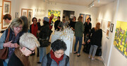Gage Gallery Opening, Victoria B.C.